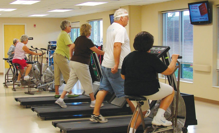 Hugh Chatham Cardiac Rehab