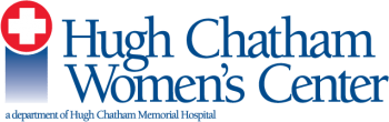 Hugh Chatham Women's Center logo