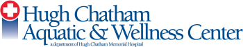 Hugh Chatham Aquatic & Wellness Center logo